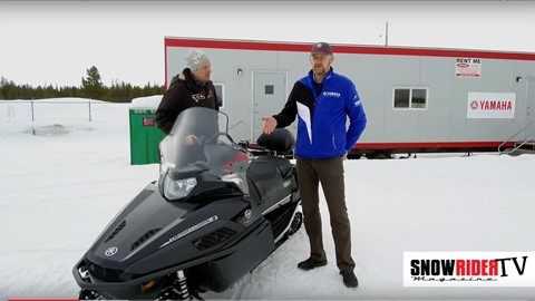 SnowRider TV - 2018 Yamaha Viking Professional II EPS