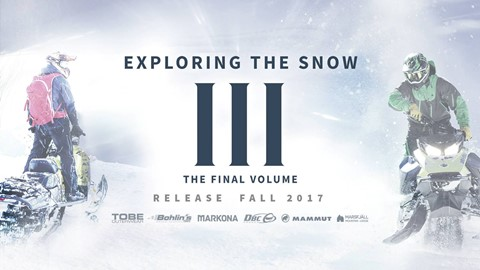 Exploring The Snow III - The Final Volume