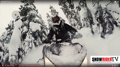 SnowRider TV Ep. 3 - Whistler resa, Nordic Pocket Saw