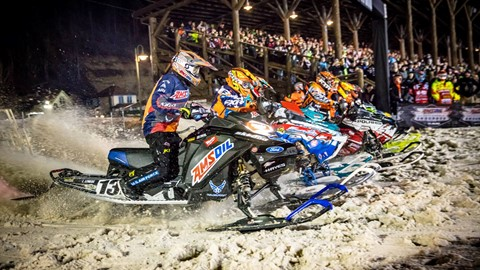 Resultat Amsoil Championship Snocross Nationals i Deadwood