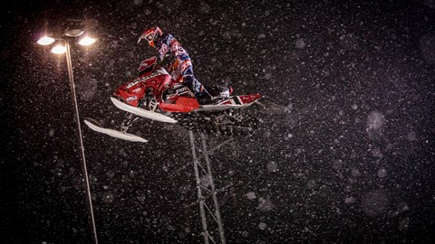 Resultat Amsoil Championship Snocross Nationals i New York
