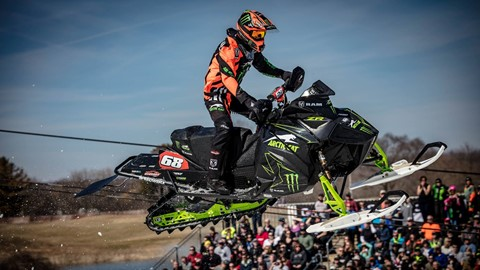Resultat Amsoil Championship Snocross Nationals i Wisconsin