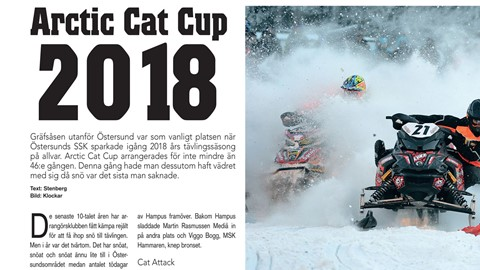 Arctic Cat Cup 2018