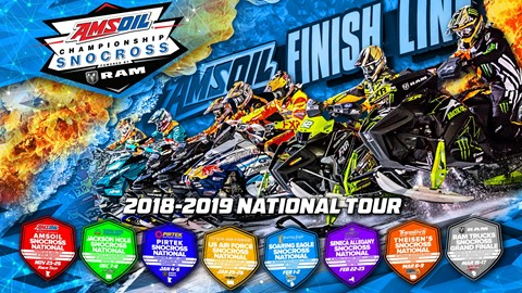 Amsoil Championship Snocross Nationals