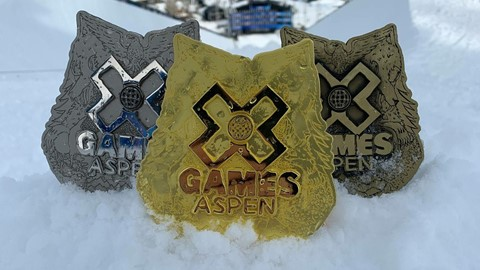 Winter X Games i helgen