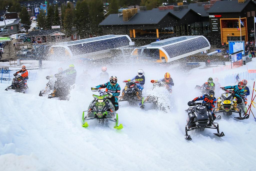 FIM Snowcross World Championship återvänder till Sverige