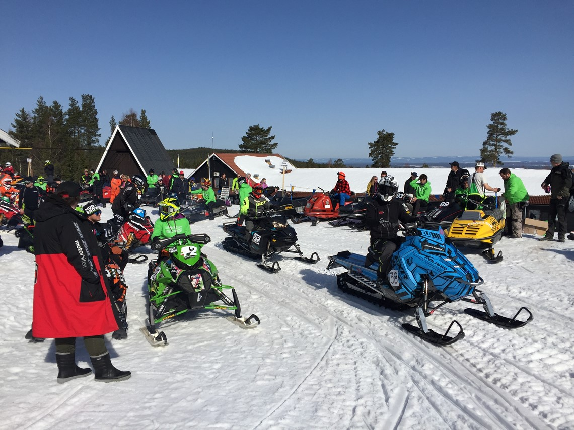 SnowRider Hillcross 2019 13 April