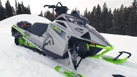Arctic Cat 2020
