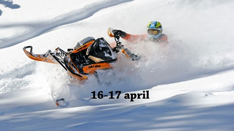 Förarbeviskurs i Lofsdalen 16-17 April