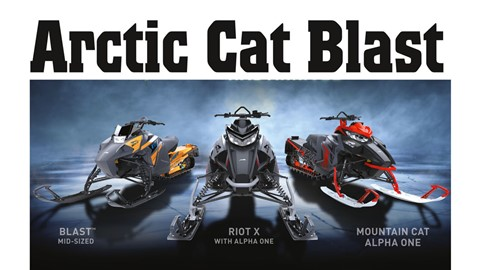 Arctic Cat Blast
