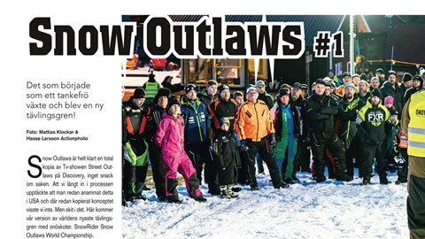 Snow Outlaws
